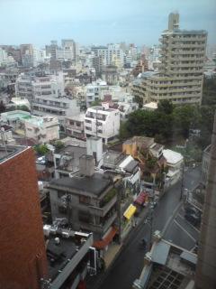 沖縄の街?